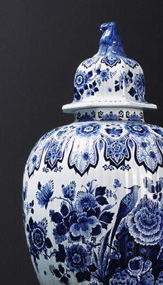 porceleyne fles, delfts blauw