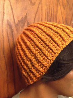 Ravelry: SikeChick's Reversible Strands Hat