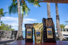 Since 1995, our family farm has proudly provided 100% Kona coffee onboard our snorkeling cruises. Our delicious coffee is now available online with free shipping - including our 5lb. bag!   www.fair-wind.com/kona-coffee/ Kona Coffee, Continental Breakfast, Fruit Trees, Cruises, Snorkeling, Bbq, Free Shipping, Outdoor, Diving