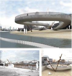 walkable sculpture - ค้นหาด้วย Google