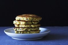 Summer Corn Cakes, a recipe on Food52