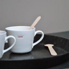 """Tasse expresso """"café"""" - Le Repère des Belettes"""