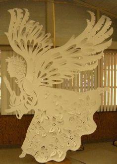 Anjos de papel - VilaClub
