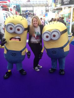 The fab minions!