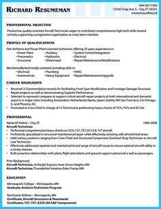 I want to make resume