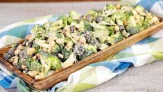 Michael Symon's Broccoli Salad                                                                                                                                                     More