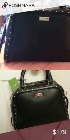 Kate Spade Handbag Beautiful Bag New with tags, Kate Spade Black Handbag Kate Spade Bags Totes