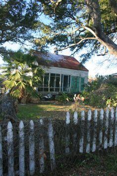 DeMolle House, Grand Isle Louisiana Tour of Historic Homes