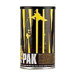 Animal Pak (44 Packs) - Auxilia no ganho de massa muscular magra, aumento de força e contribui para a rápida recuperação dos músculos.