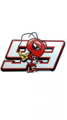 Marc Marquez Logo Wallpaper For iPhone