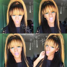 Hair by @virginhairsupply