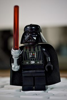 LEGO: Darth Vader (Star Wars, Episodes IV, V, VI)