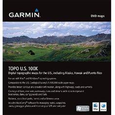 Garmin TOPO US 100K DVD by Garmin. Save 40 Off!. $74.29. TOPO US 100K DVD