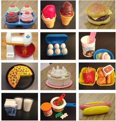 The Budget SLP: Playing with Food