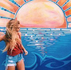 || @xnnyy || #summer #summertime • long hair •