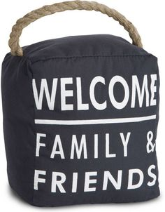 open door welcome. Modren Welcome Welcome Family U0026 Friends Door Stopper For Open