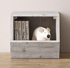 Bookcases, Media & Storage | Restoration Hardware Baby & Child