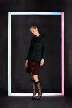 Louis Vuitton  Prefall 2014 - Pasarela