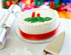 Free Cake Decorating Ideas | Christmas Cake Cards, Xmas Wishes with a Cake