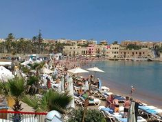 St. George's Bay, St. Julian's, Malta