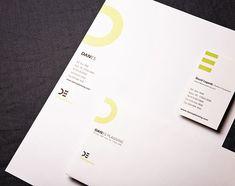 FA-DANES Identity Collateral Letterhead Design
