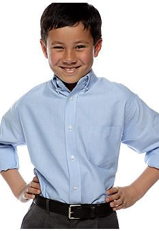 Izod Oxford Shirt  Boys 8-20