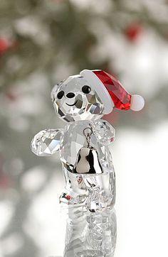 Swarovski Kris Bear Annual Holiday Edition, 2013