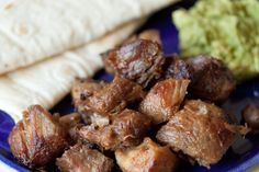 "Try cooking for tacos: ""The Homesick Texan's carnitas: This is the best carnitas recipe EVER. We make it at least once a week. It is utterly glorious. Pork Recipes, Cooking Recipes, Healthy Recipes, Sausage Recipes, Healthy Food, Recipies, Great Recipes, Dinner Recipes, Favorite Recipes"