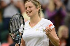 """Comienza la despedida a Mamá Kim Clijsters, que se retira después de este US Open. """"For me the most important thing is I've always followed my heart. I've always done what I felt was right. I've always stayed true to who I am""""."""
