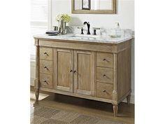 Fairmont Designs Bathroom 48 inches Vanity