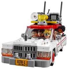 75828-1: Ecto-1 & Ecto-2   Brickset: LEGO set guide and database