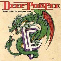 Post sobre o ótimo álbum The Battle Rages On do Deep Purple, o último com Ritchie Blackmore.