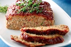 Turkey Meatloaf Makeover Recipe on Yummly. @yummly #recipe