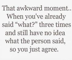 That awkward moment.. grethavindum