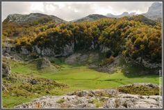 Lagos de Covadonga: Laguna Bricial