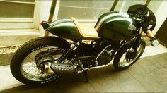 Bajaj Pulsar 180, Bone Breaker, Cafe Racer