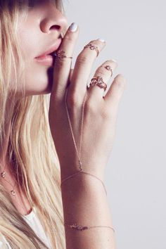 Bohemian Festival Jewelry : For Love & Lemons