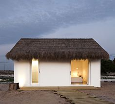 casas na areia desconexin total en las playas de comporta portugal