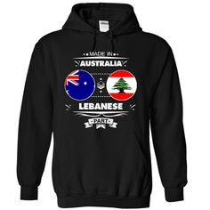 Made in Australia with LEBANESE part