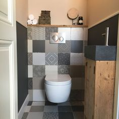 Binnenkijken bij Esmee - My Simply Special Diy Kitchen, Kitchen Design, Beach House, Sweet Home, New Homes, Dining Room, Bathroom, Home Decor, Cosy