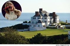 Taylor Swift Reportedly Buys Oceanfront Manse in Rhode Island -- AOL Real Estate $17,000,000