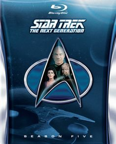 Keith and I have made it to Star Trek: The Next Generation - Season 5!