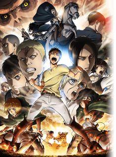 Shingeki no Kyojin segunda temporada