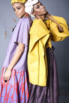 M'ba M'etta Collection by #NyorhAgwe #africandesigner #africa #fashion