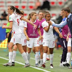 FIFA Women's World Cup France 2019™ - England - FIFA.com Football Girls, Football Players, Ellen White, Laws Of The Game, Jill Scott, Soccer Pictures, Fifa Women's World Cup, International Football, Latest Video