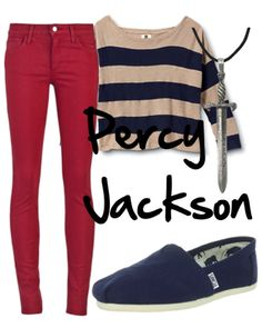 Percy Jackson <3. I want that necklace!!!