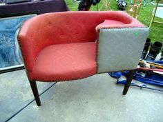 Refurbished Phones - Finding A Whole Lot On A New Mobile Phone Lawn Furniture, Funky Furniture, Vintage Furniture, Refurbished Furniture, Vintage Telephone Table, Vintage Sofa, Gossip Bench, Refurbished Phones, Antique Phone
