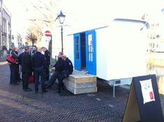 HKBouwKeet langs de Lange Haven in Schiedam