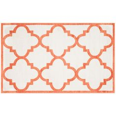 Safavieh Amherst Fretwork Indoor Outdoor Rug,