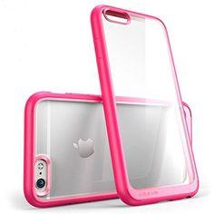 iPhone 6 Case , [Scratch Resistant] i-Blason **Clear** Halo Series Apple iPhone 6 Case 4.7 inch Hybrid Cover (Pink) i-Blason http://www.amazon.com/dp/B00M0RXHFQ/ref=cm_sw_r_pi_dp_oO.rub01832W4